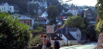 Blankenese, Hamburg, Germany