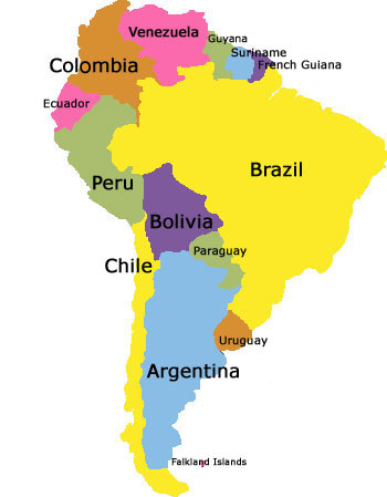 Home Exchange in South America