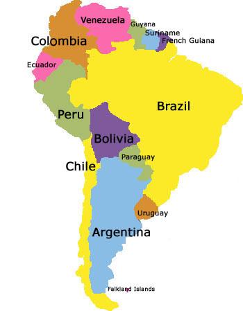 Homestay In South America